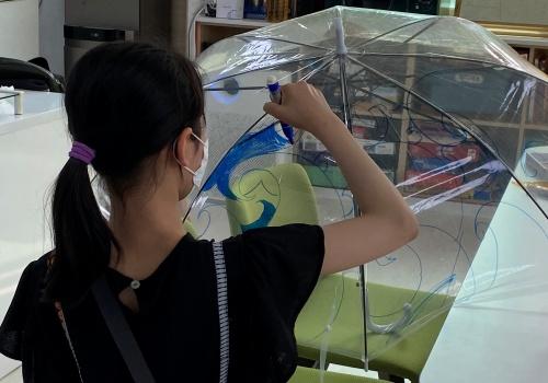 청솔종합사회복지관 부설 청솔지역아동센터는 2021년 KT&G복지재단 아름드리 미술 교육 지원